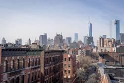 New York im siebten Stock