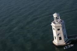 Leuchtturm auf San Giorgio Maggiore