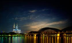 Drei Stunden Köln