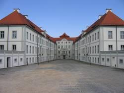 Jagdschloss im Altmühltal