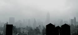 Nebel über der Gegenwart