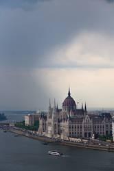 Demokratie im Regen
