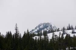 Cold Snow Peak