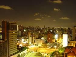 Sao Paulo Nacht