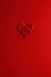 #A# Valentinstag mit Herz