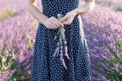 #A# Lavendel Mädchen
