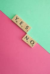 #A# Yes-No