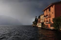 Gewitter am Gardasee