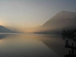 Morgenstimmung am Zuger See