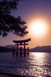Shinto-Schrein