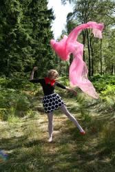 Im Wald tanzen