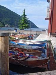 Gardasee Fischerhafen