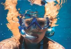 Schnorcheln aus Fischperspektive
