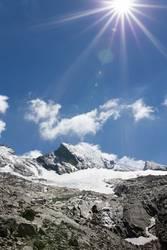 Kitzsteinhorn im Sommer