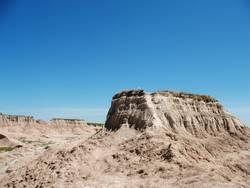 Badlands Pedestal