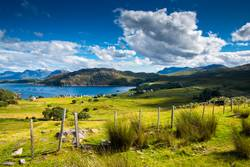 Isle of Skye in Schottland