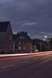 Autos und Häuser