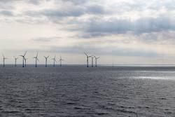 Offshore Windpark Lillgrund, Schweden/Dänemark Nordsee (3)