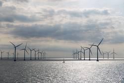 Offshore Windpark Lillgrund, Schweden/Dänemark Nordsee