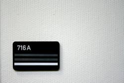 Tempelhof Büroschild