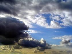 Gute Wolken - Schlechte Wolken