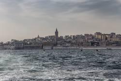 Istanbul auf dem Bosporus
