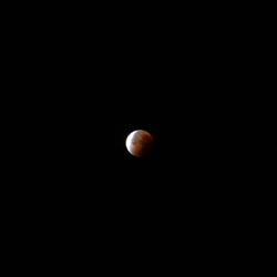 Mondfinsternis 28.09.2015 irgendwann Nachts...