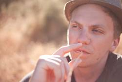 smoking awesome