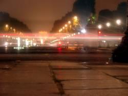 Paris, Avenue des Champs Elysees - Triumphbogen