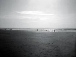 Nordsee, am Strand