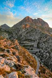 Road to Sa Calobra...