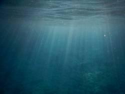 Himmlischer Schein Unterwasser II