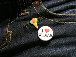 Weimar liegt an der Ilm.