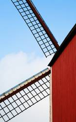 belgische Mühle