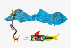 TrashArt V – Meer aus Plastik