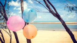 Célébration sur la plage