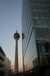 Fernsehturm - Rheinturm Düsseldorf