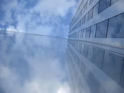 Den Wolken entgegen