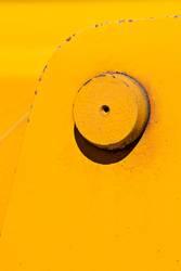 Gelbes Detail