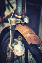 Designrost auf Rädern