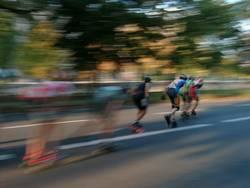 Berlin Marathon - skater 05