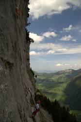 Klettern Ebenalb 01 0509