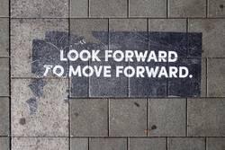 look forward...