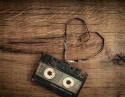 Very Vintage   80er Kassette