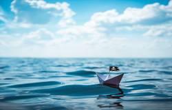 Piraten Papierschiff | Abenteuer-Urlaub