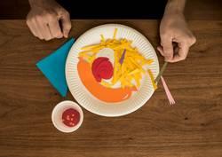 Fasten mit Fast Food