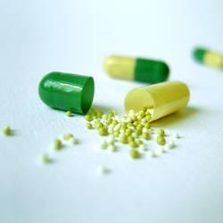Rein mit der Pille!