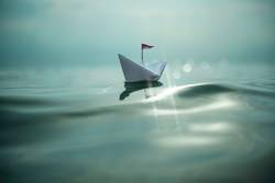 Paper Boat Bling-Bling
