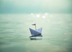 Sail away with me | Paper Boat