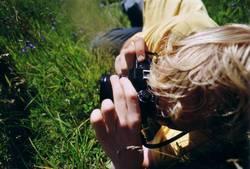 F. und die Kamera